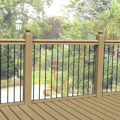 Straight Metal Baluster image