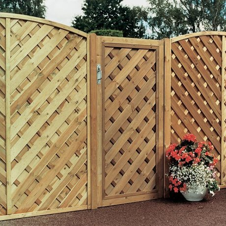 Elite Chevron Gate 1.8m x 0.9m image