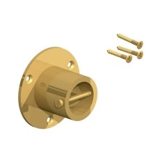 Rope End Pack of 2 - 24mm Brass image