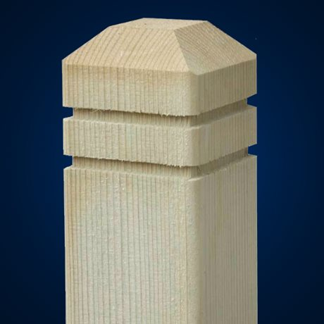 Patrice Newel Post 1.25m x 82mm x 82mm image