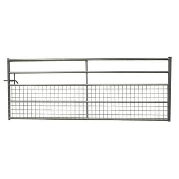 8ft Half Mesh Deer Gate image